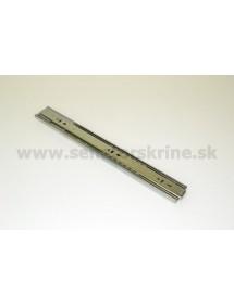 Plnovýsuv guličkový PUSH 550mm