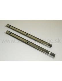 Plnovýsuv guličkový s podperou 450mm