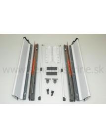 Tandembox 500 mm biely, výšky D BLUM TBX500D