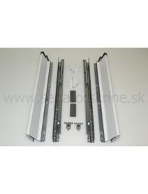 Tandembox 500 mm biely, výšky M BLUM TBX500M